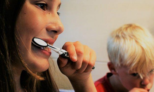 La salud dental de los más pequeños